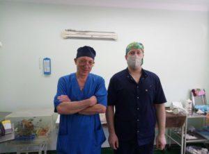 В Наро-Фоминске впервые проведена хирургическая операция по новой методике