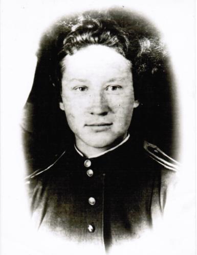 Елизавета Александровна Колтышева